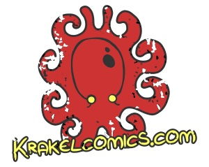 t-shirt print krakelcomics small