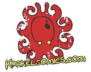 t-shirt print krakelcomics small